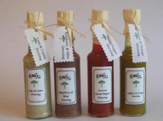 Emilys Jam and Pickles - Roasted Garlic Dressing