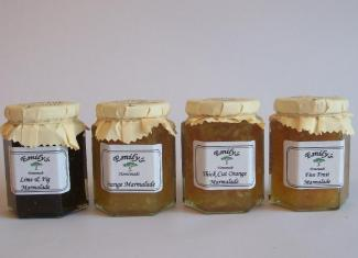 Emilys Jam and Pickles -  Orange Marmalade with Whisky